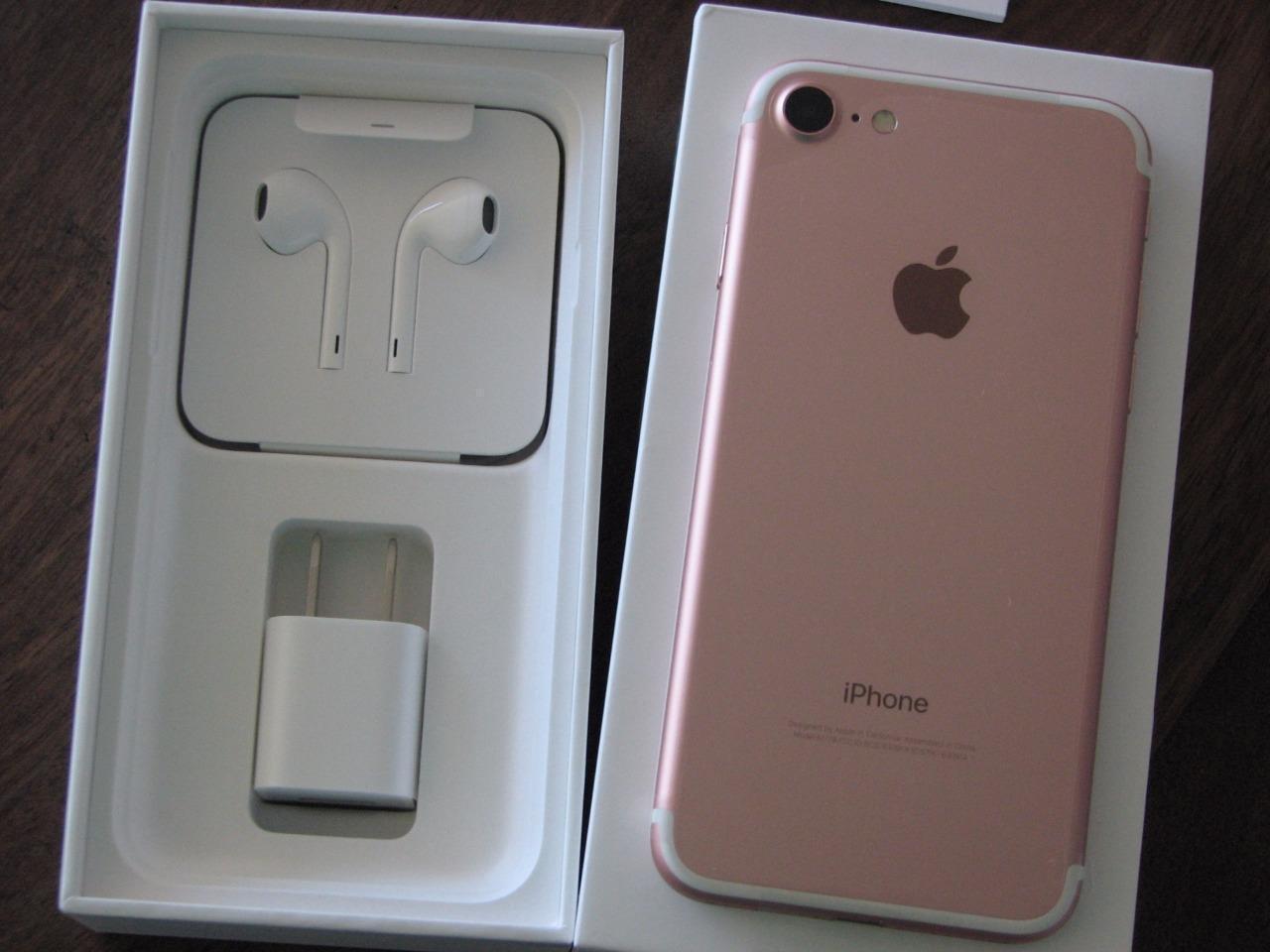 apple iphone 7 32gb rose gold. Black Bedroom Furniture Sets. Home Design Ideas