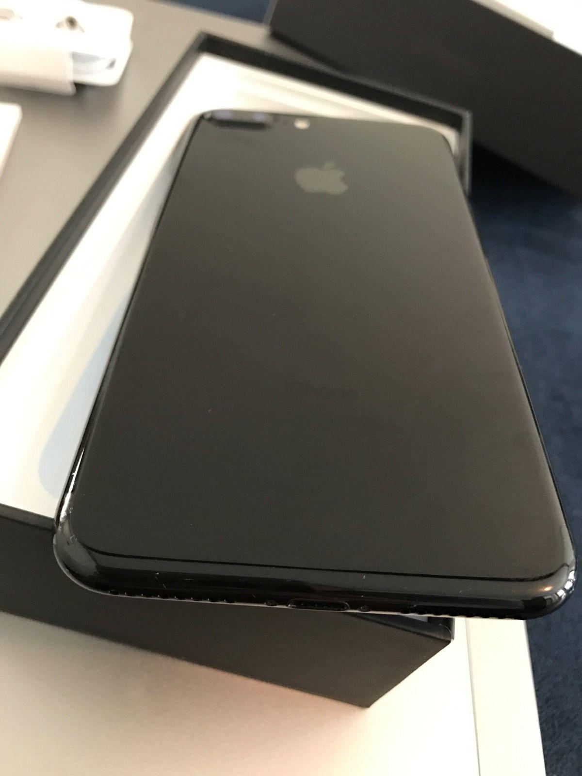 Apple iPhone 7 Plus Latest Model 256GB jet black