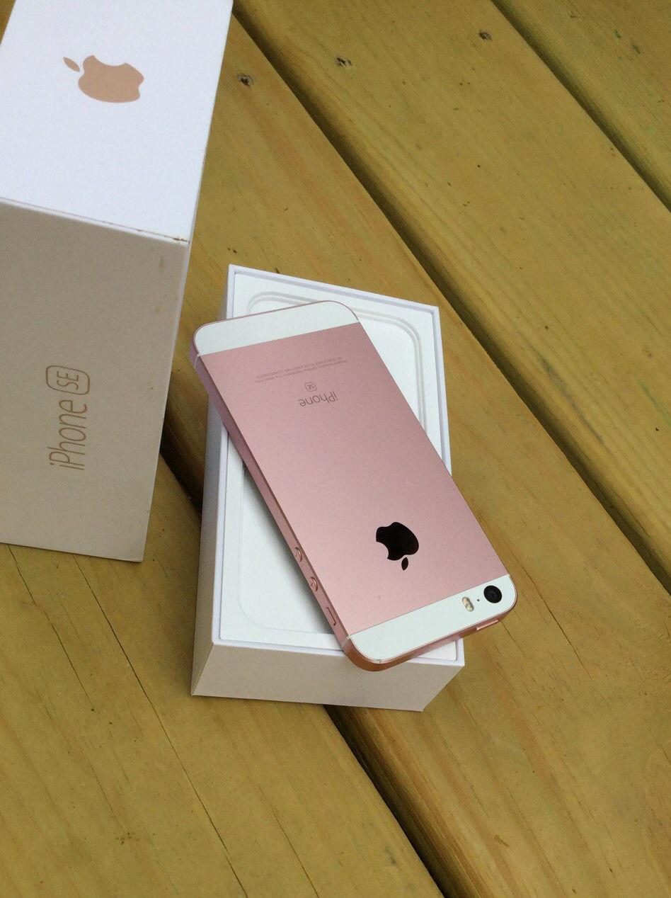 apple iphone se 64gb rose gold. Black Bedroom Furniture Sets. Home Design Ideas