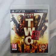 Army of Two: 40 Days (PS3)