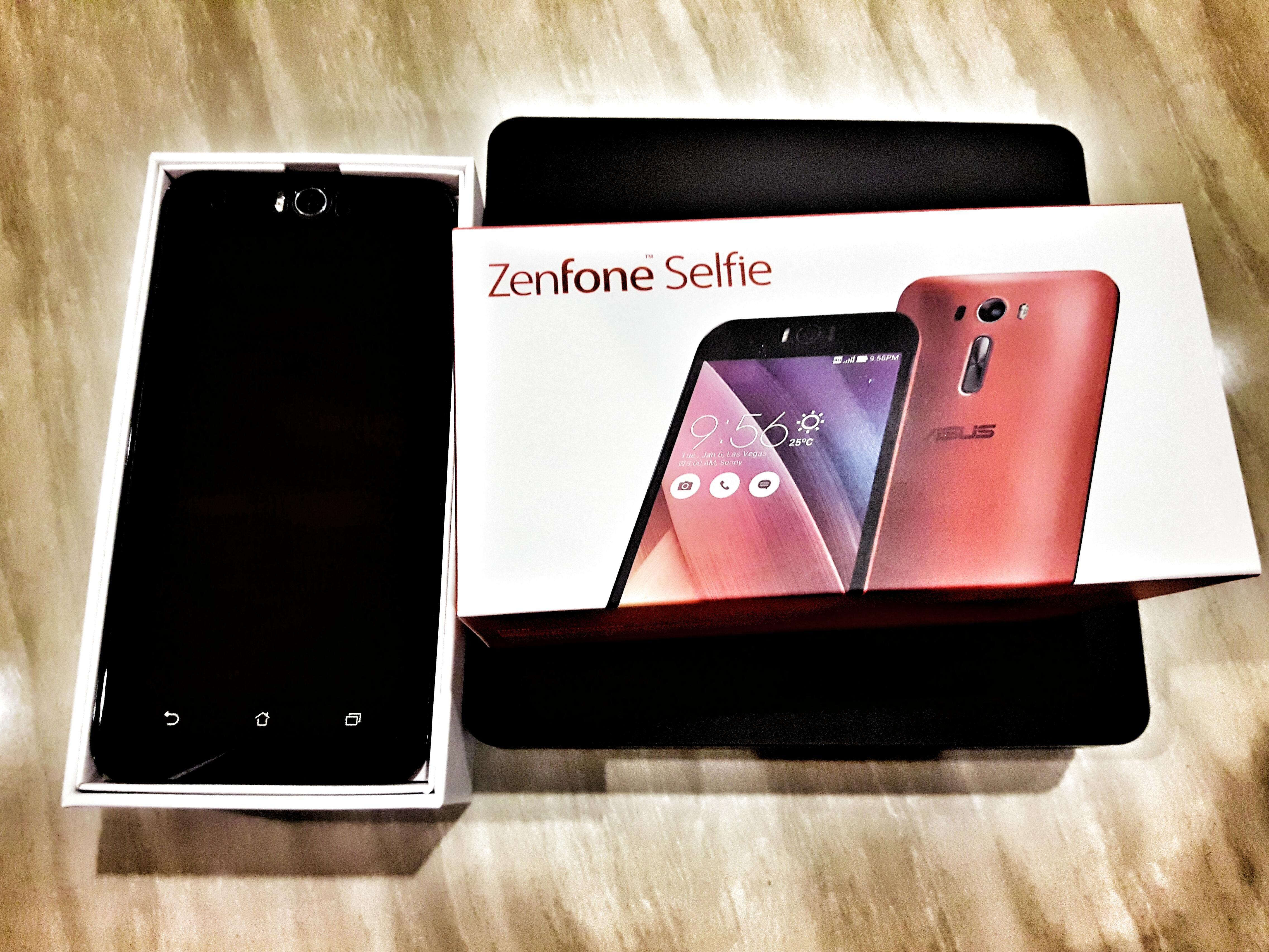 Asus Zenfone Selfie ZD551KL RED Second Hand