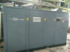 Atlas Copco Compressor GA 180 VSD ( To Rent)