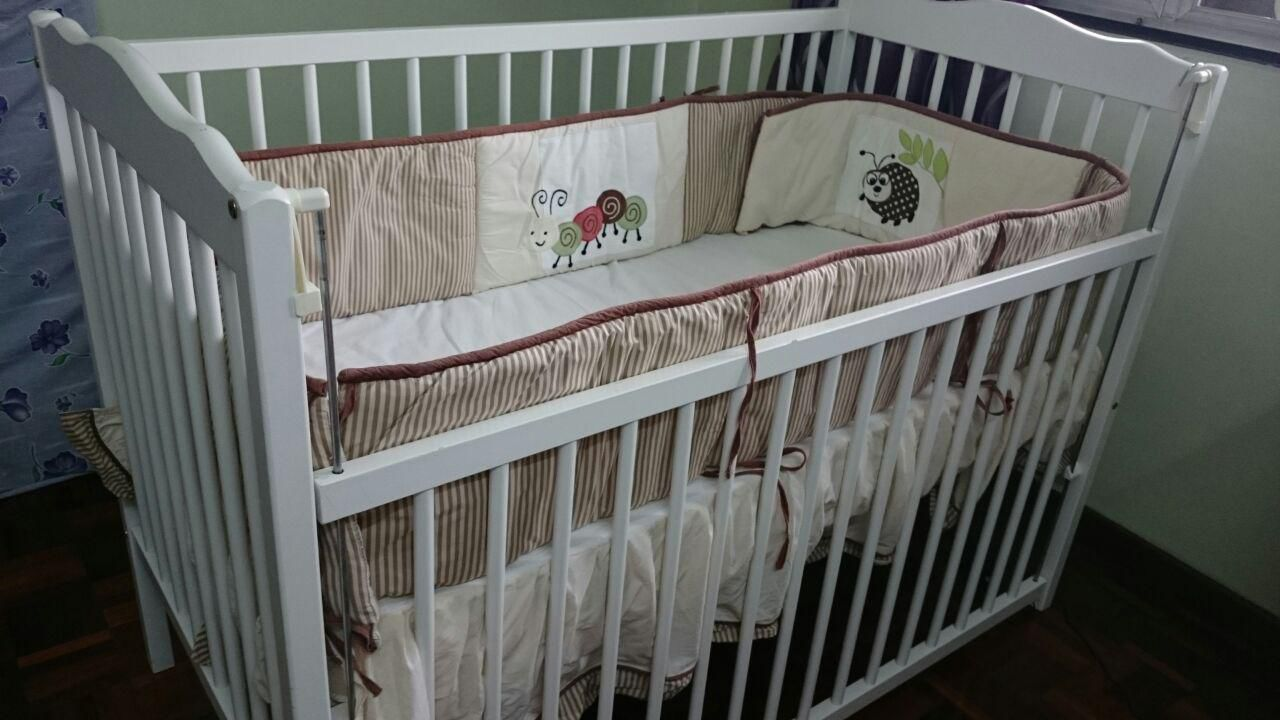 Baby Cot Seconhand For Sale Secondhand My