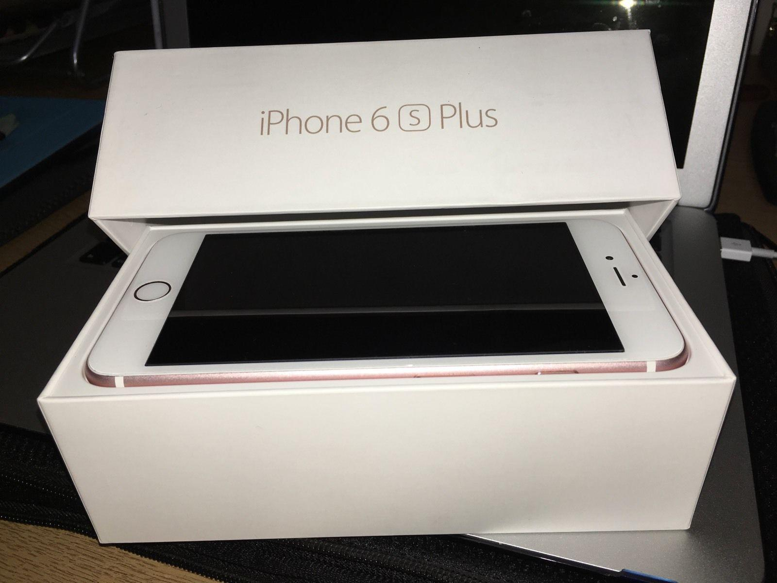 cheap iphone 6 plus for sale bran new 3month used apple iphone 6s plus 128gb for 18344