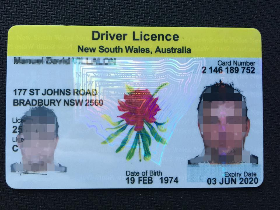 how to order a new license nsw