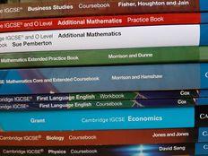 Cambridge IGCSE Course Books & Work Books