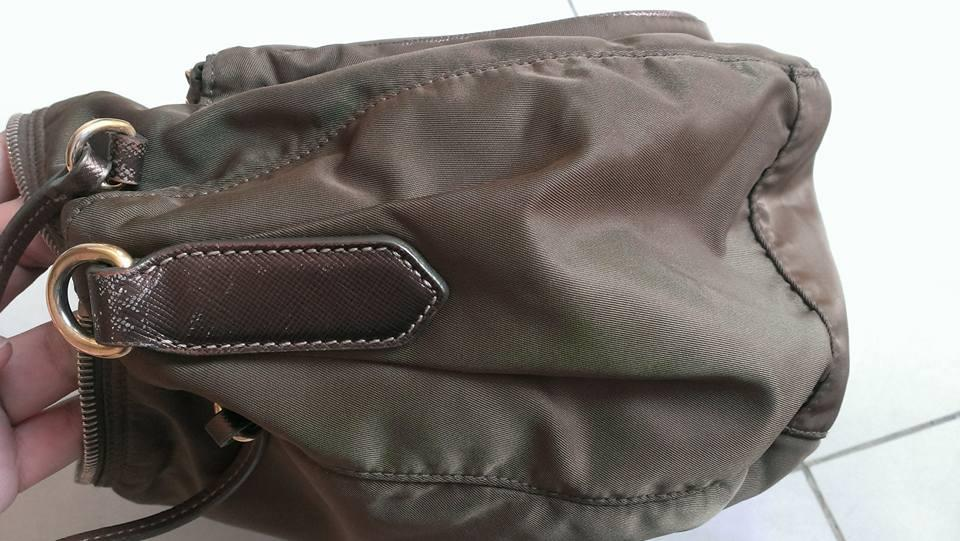 71f957fc2f8a CLEARANCE ** AUTHENTIC Prada Sling cross body Messenger Bag |  edpolicy.stanford