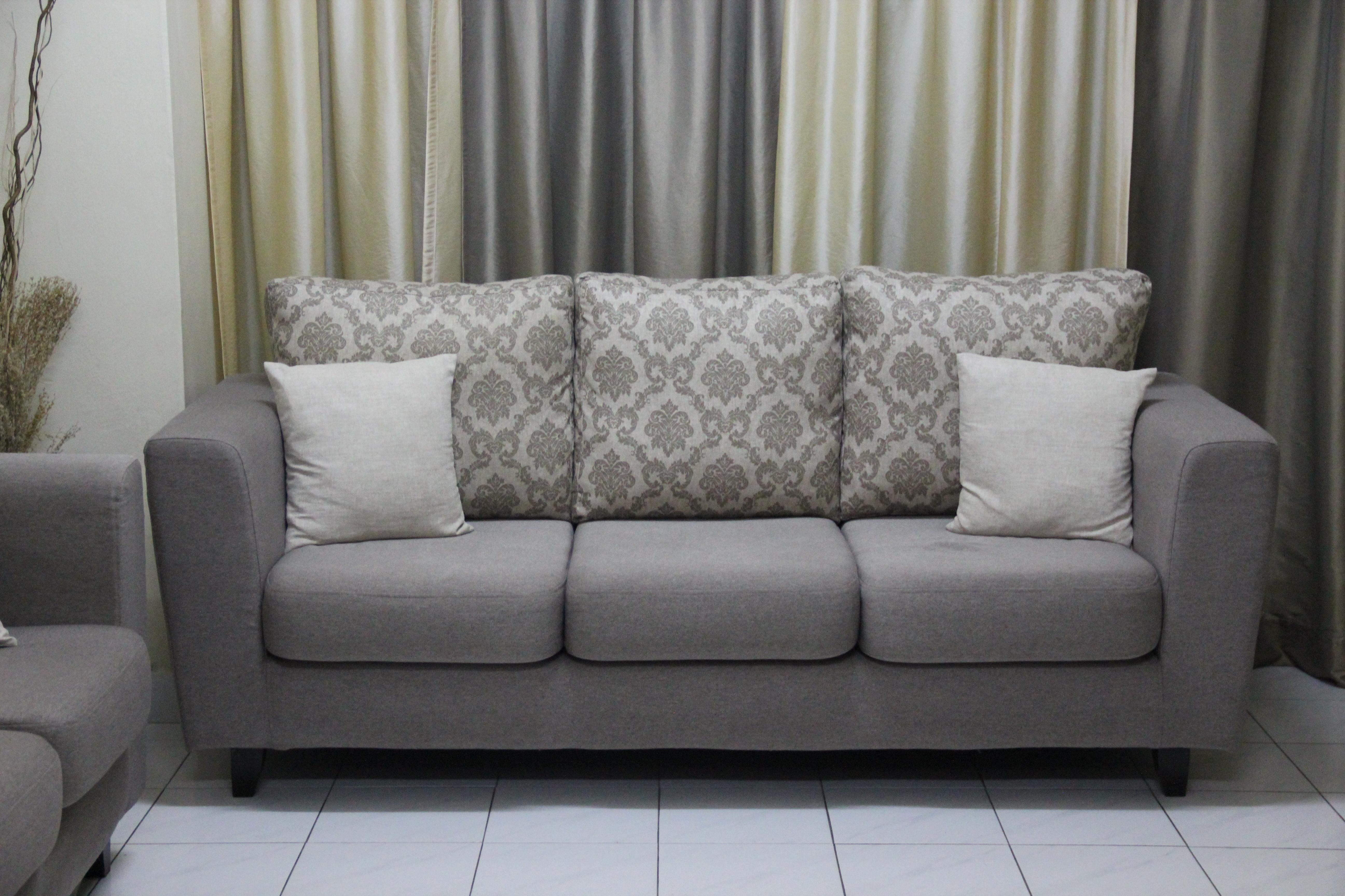 Custom made sofa set