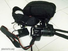 For sale: Canon EOS 550D   ef-s 18-135mm IS
