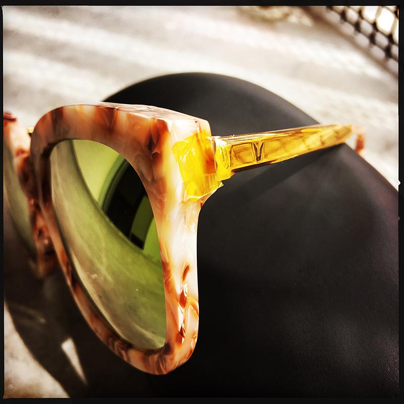b028d40c92d Gentle Monster Sunglasses ABSENTE Gold Brand New with box ...