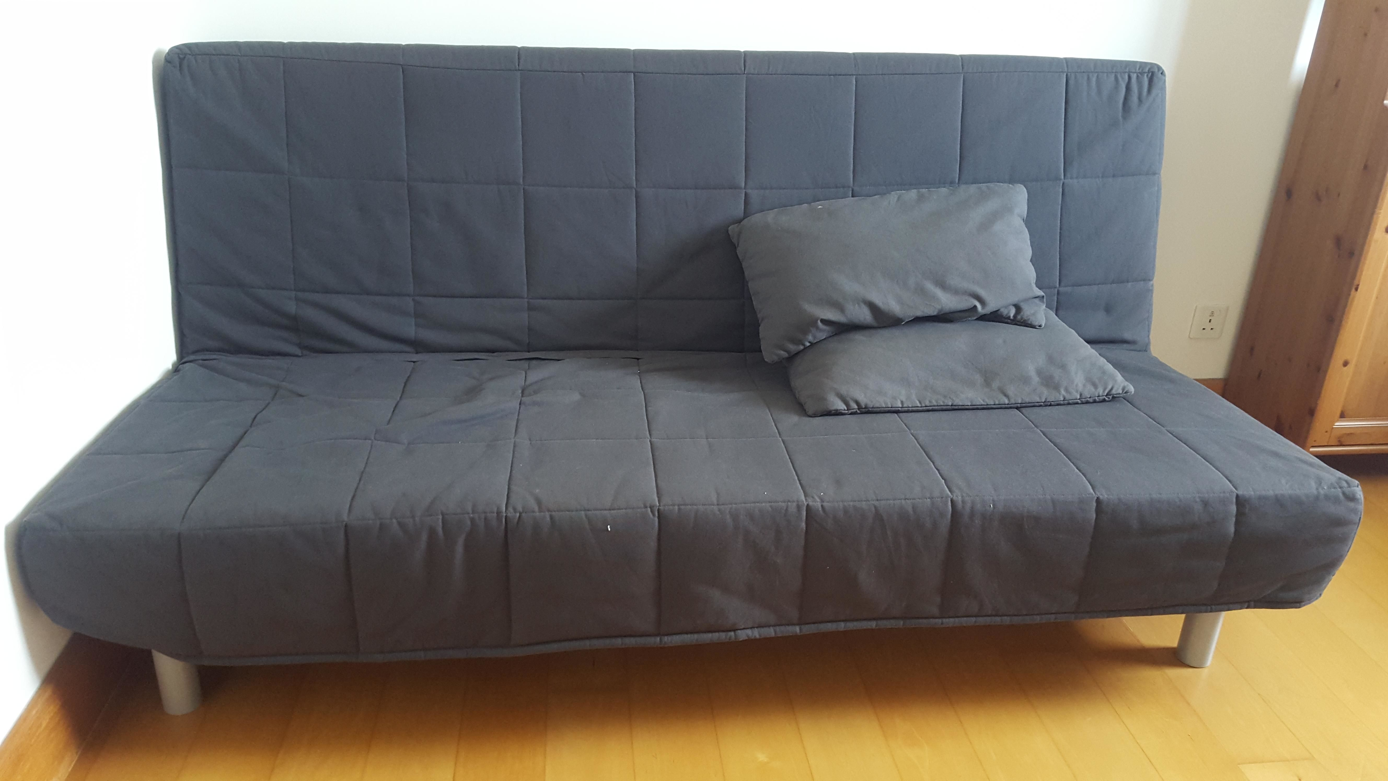 Ikea sofa bed Home furniture and mattress