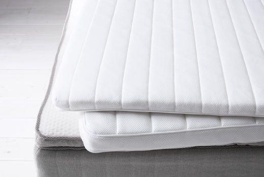 ikea tuddal queen size mattress topper. Black Bedroom Furniture Sets. Home Design Ideas