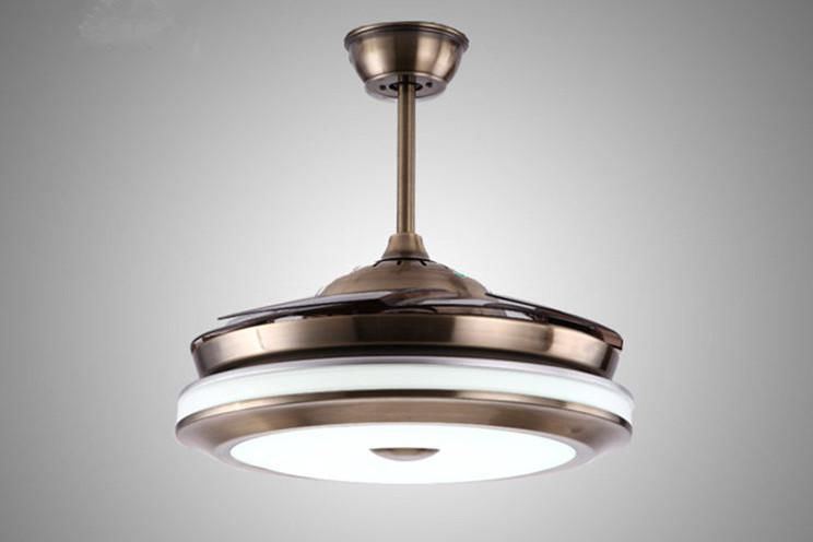 Invisible Ceiling Fan With Light Secondhand My