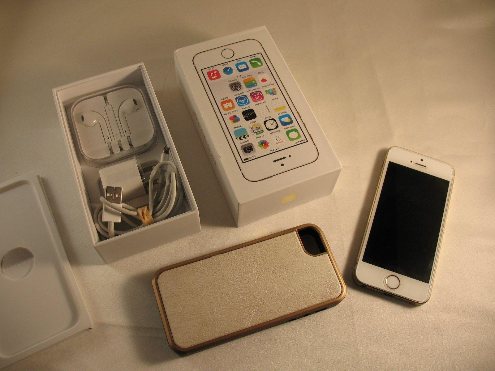 Iphone 5s 32gb 64gb New Myset Nego