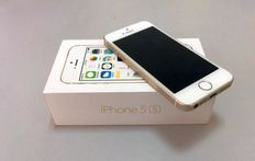 Iphone 5S 64GB Gold Color MY Set