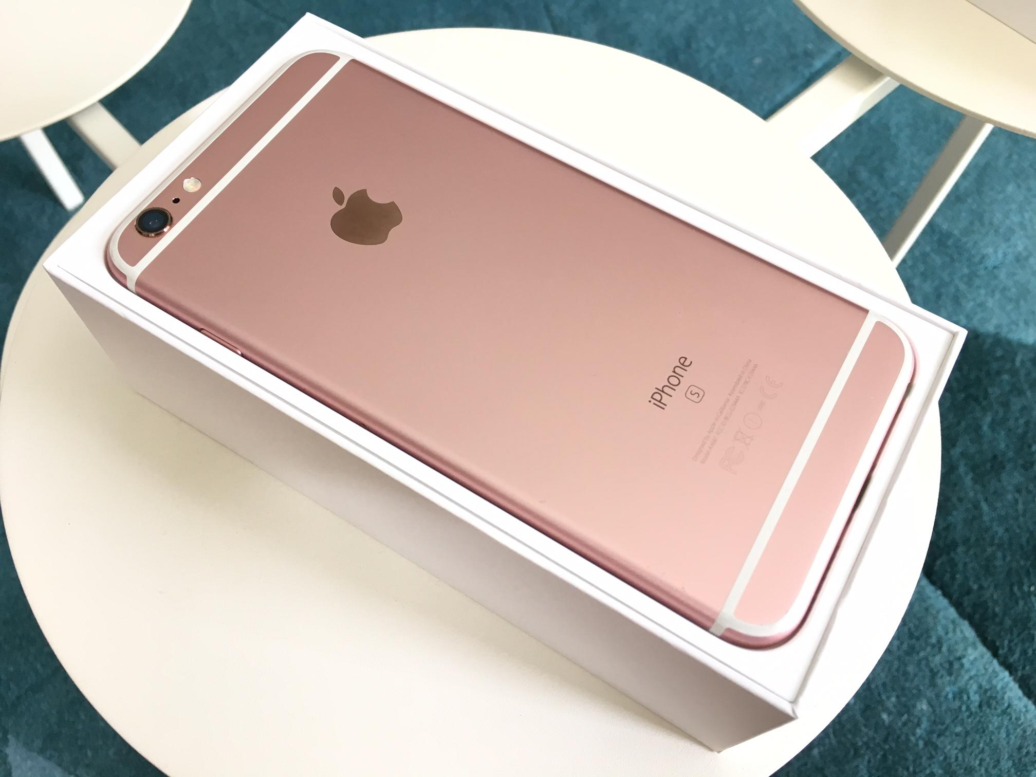 iphone 6s plus rose gold 16gb. Black Bedroom Furniture Sets. Home Design Ideas