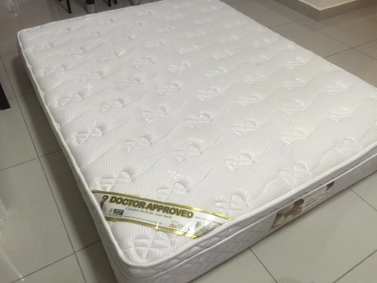 mattress for sale. Mattress For Sales (Queen Size KING KOIL Duta Series) Sale N