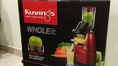 Kuvings Whole Slow Juicer with Sorbet Maker