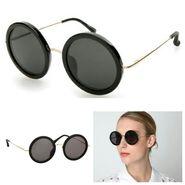Linda Farrow circular round frame sunglasses! (RM120)