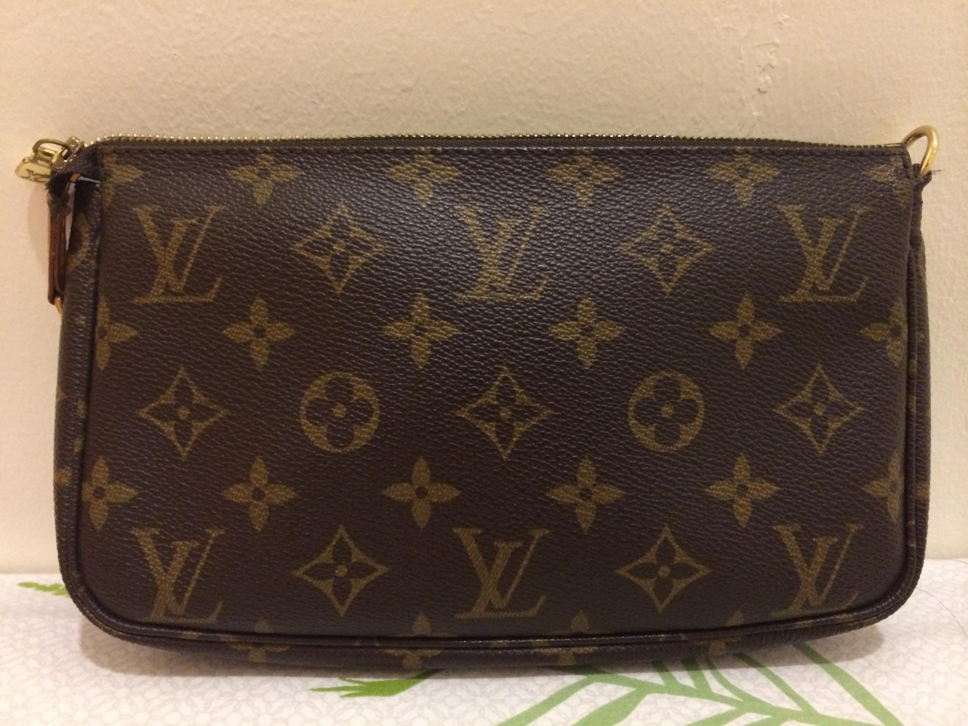 Louis Vuitton Pochette Accessoires nm | Secondhand.my