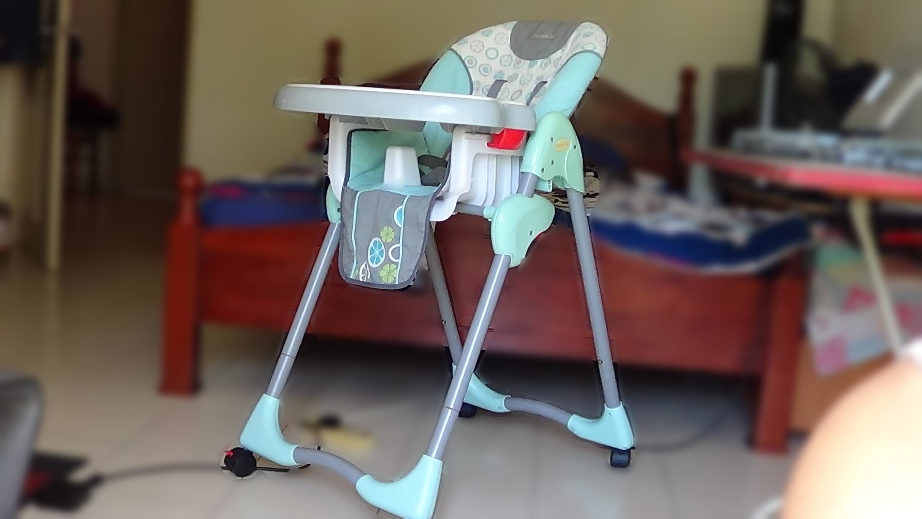 Mamalove Baby High Chair Model Hc 72 Secondhand My