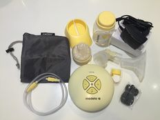 Medela Swing 2-Phase Expression Electric Breast Pump with Calma Teat