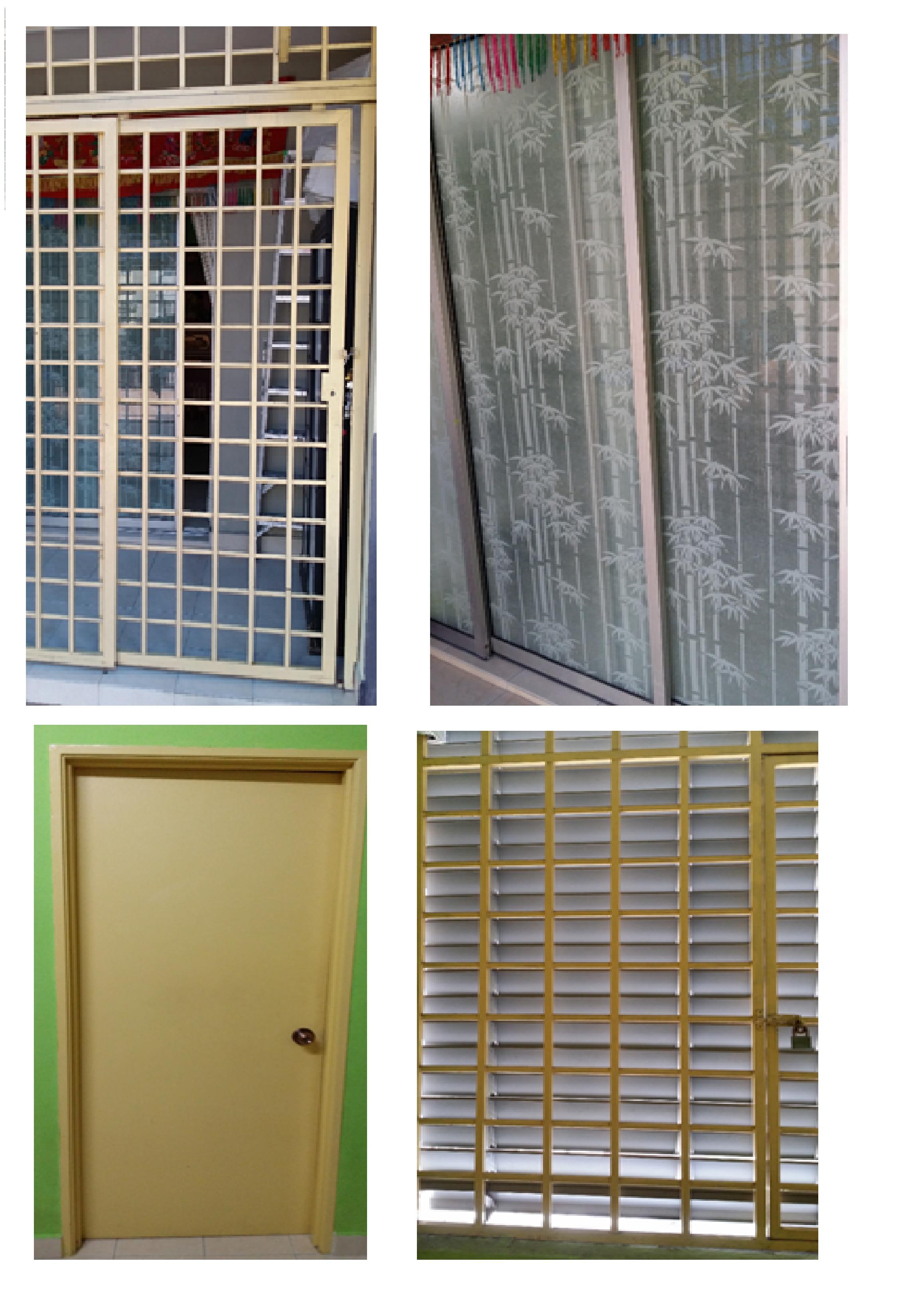 MS Grill Sliding Door Cabinet.  sc 1 st  Secondhand.my & MS Grill Sliding Door Cabinet... | Secondhand.my