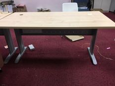 Office Straight Main Working Table