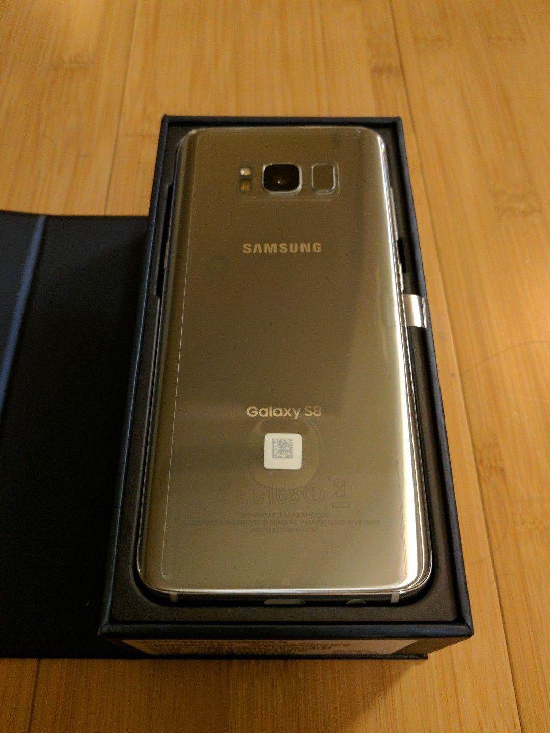 Original Samsung Galaxy S8 Plus 128gb - New