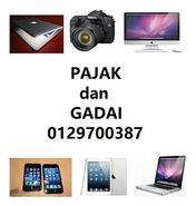Pajak Gadai dan Membeli Laptop Phone Camera Tablet / Mortgage and Pawn Service 0129700387