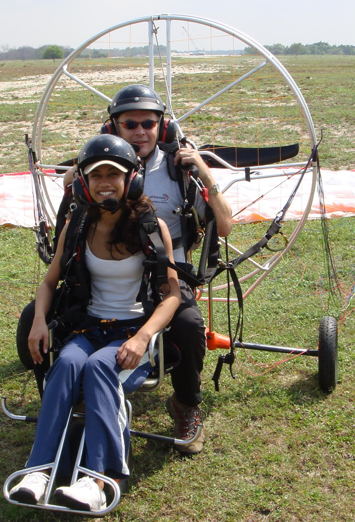 Paramotor Tandem Trike for sale ready to fly