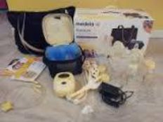 pre loved medela freestyle 95% as new