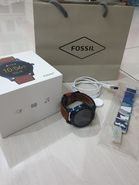 Preloved Fossil Q Marshal Smartwatch