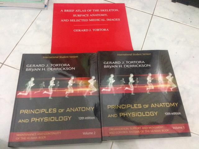 Principles of Anatomy and Physiology 12th Edition (by Tortora ...