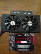 Sapphire Nitro RX470 4GB DDR5 (RX 470)
