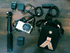 Sony A5000 Full Set
