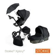 Stokke Xplory V4 True Black Limited Edition