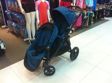 Stroller Baby Jogger City Select Double