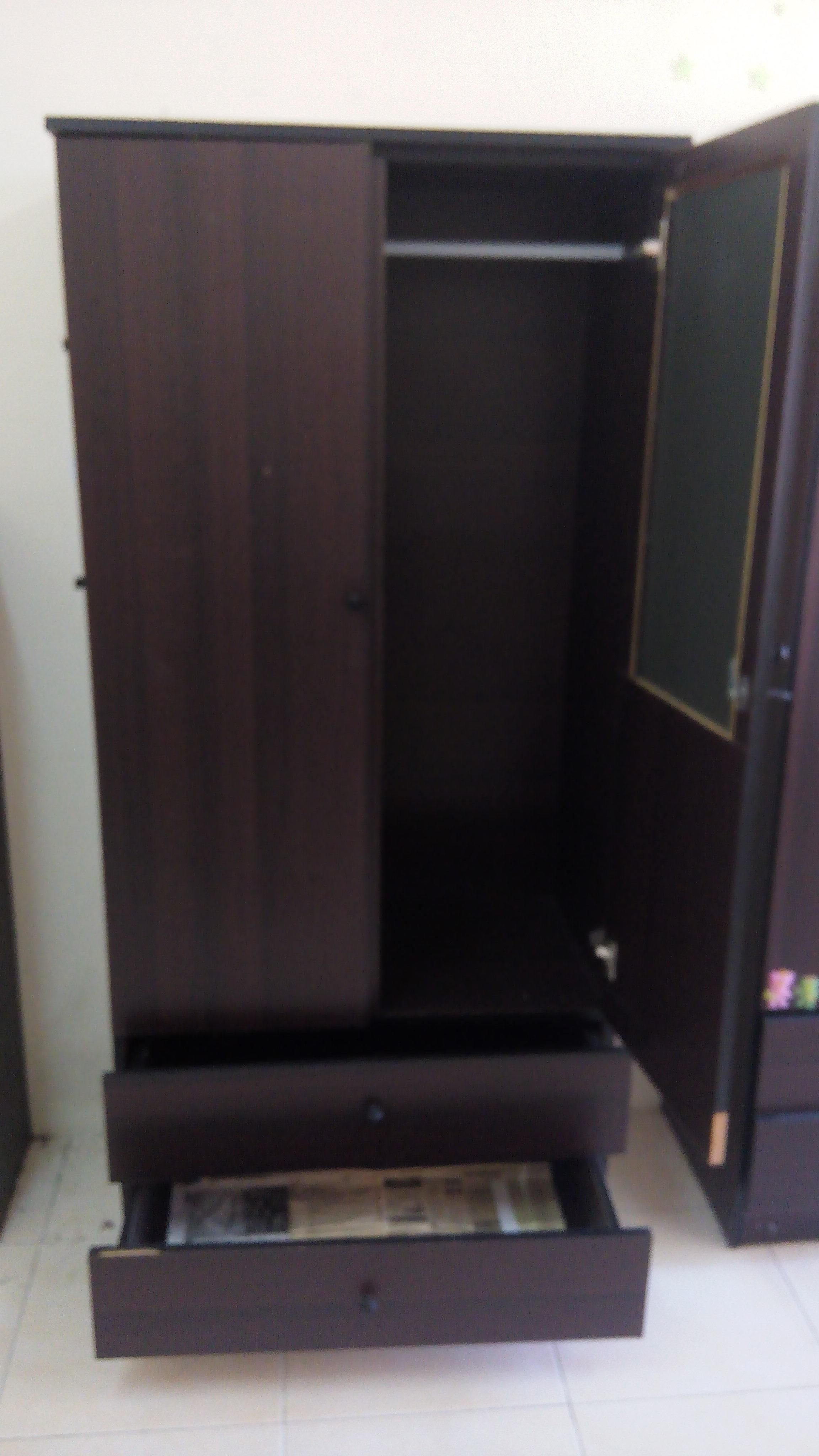 storage wardrobe for off gothic cabinets sale solid used wood