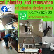 taman melawati ulu kelang tukang paip bumbung bocor dan wiring 0177652602 zul