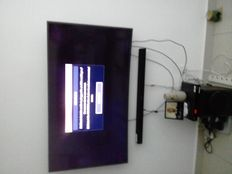 Tv and Sound bar