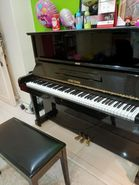 Upright piano fukuyama for sales 10 April 2021