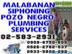 24/7 malabanan SEPTIC TANK TANGGAL BARA SERVICES 5832931