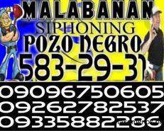 PASIG MALABANAN POZO NEGRO SERVICES