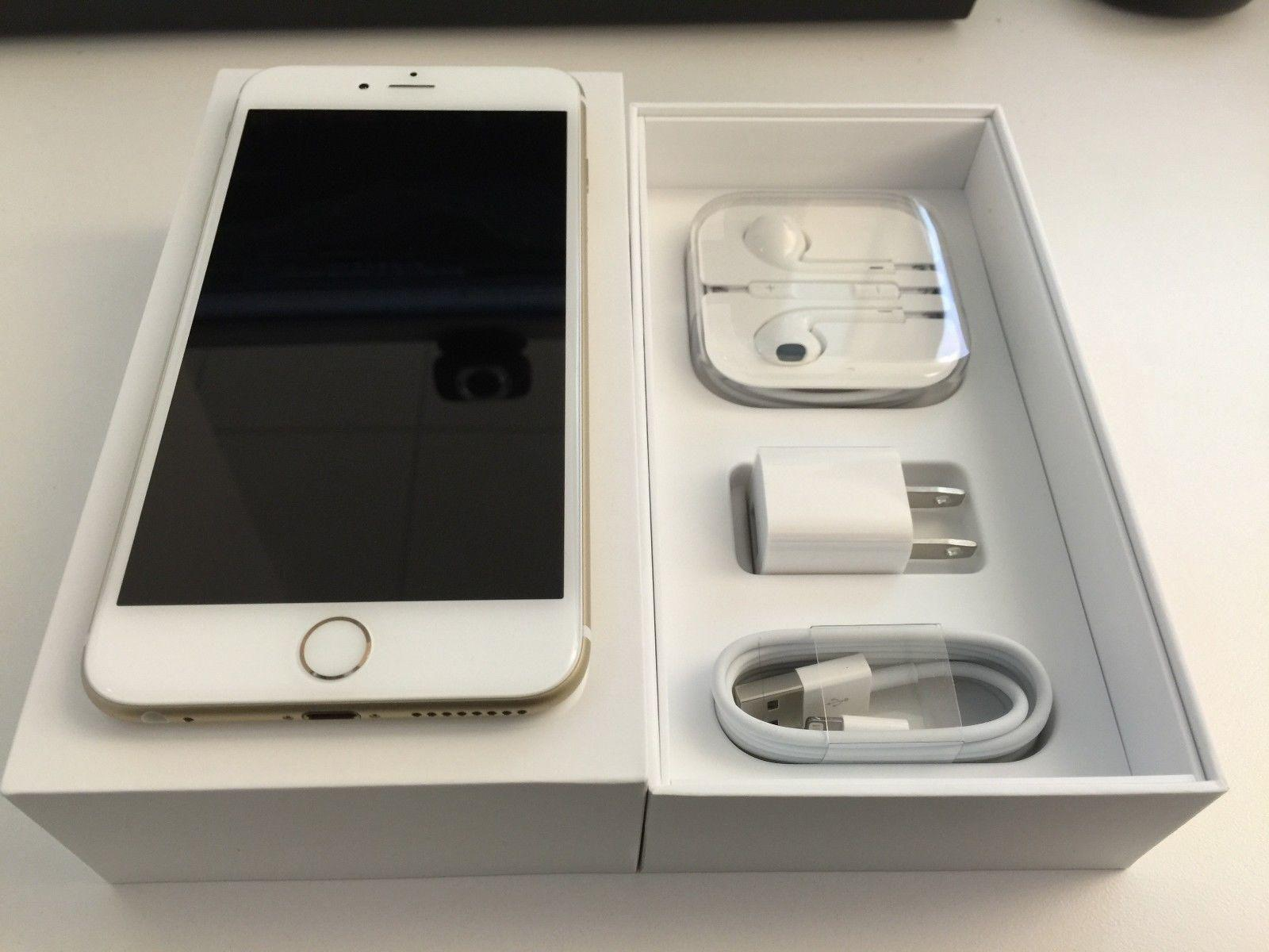 iPhone 7 Plus 128GB Gold - T-Mobile (contract free) - Apple - MN5L2LL/A