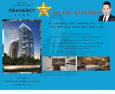 New Freehold condo at Grange Road, Gramercy Park, Orchard