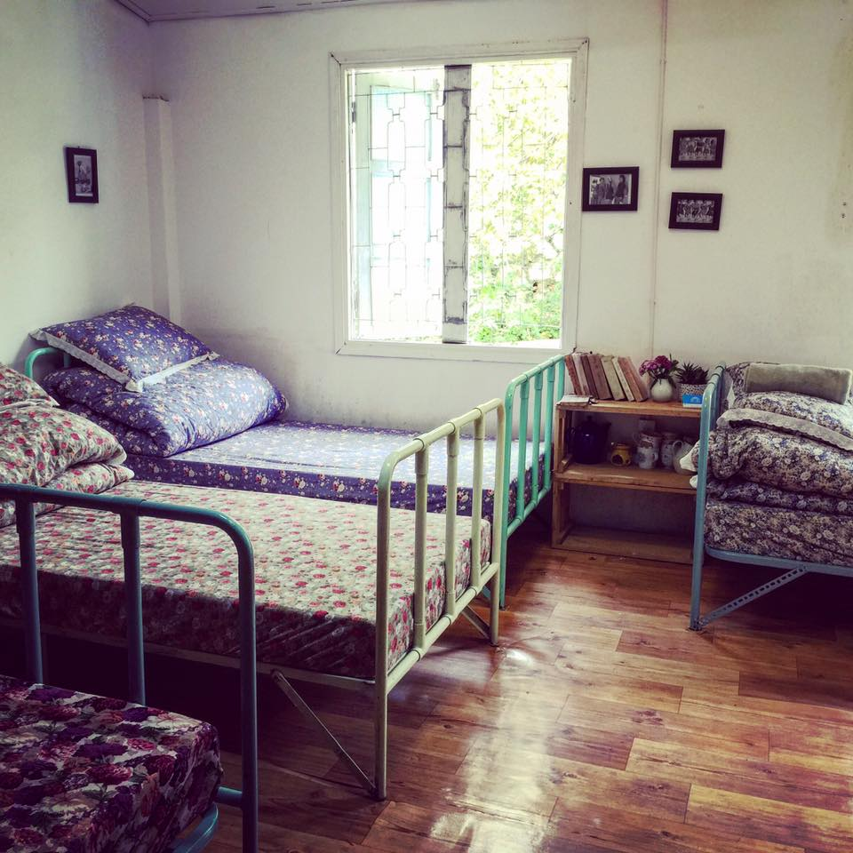 Yen's Homestay. It's about 1,5 km far away from Dalat city center. Price about $7/person for one day and one night (include breakfast, tea and coffee). Besides, you can talk with your roommates here.
