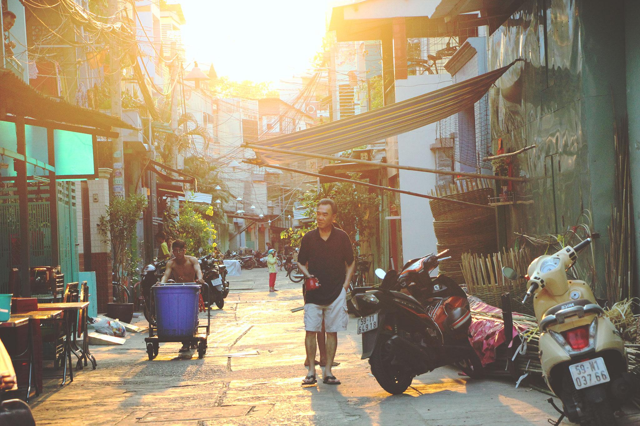 A corner of Chinatown