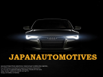 Japan Auto Motives Services Consultancy (PVT) Ltd.