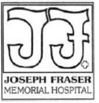 Joseph Fraser Memorial Hospital